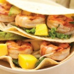 Sweet & Spicy Shrimp Tacos