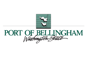 port of bellingham logo