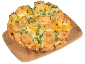 Blooming' Cheese Bread