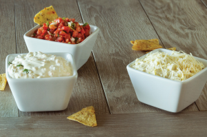 Wide Variety of Freshly Made Dips