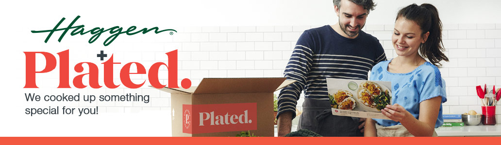 Haggen + Plated 5 things you need to know